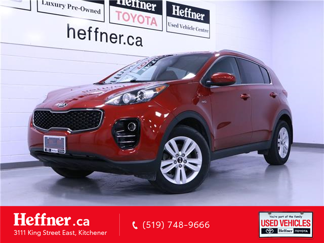2016 Kia Sportage LX (Stk: 205435) in Kitchener - Image 1 of 22