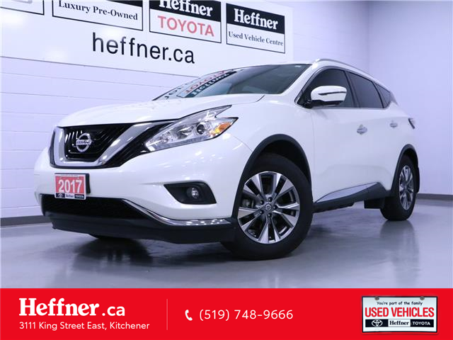 2017 Nissan Murano  (Stk: 205484) in Kitchener - Image 1 of 24