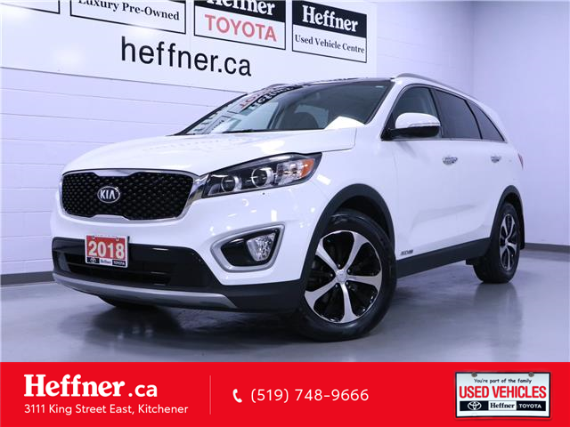 2018 Kia Sorento 3.3L EX (Stk: 205465) in Kitchener - Image 1 of 24