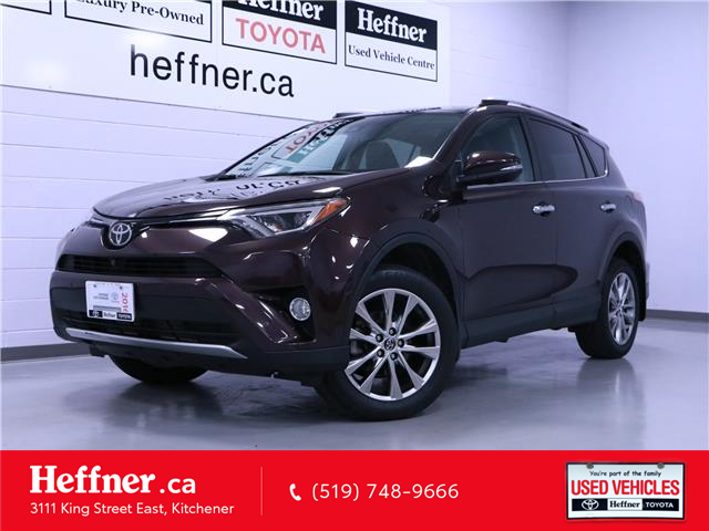 2016 Toyota RAV4 Limited (Stk: 205416) in Kitchener - Image 1 of 25
