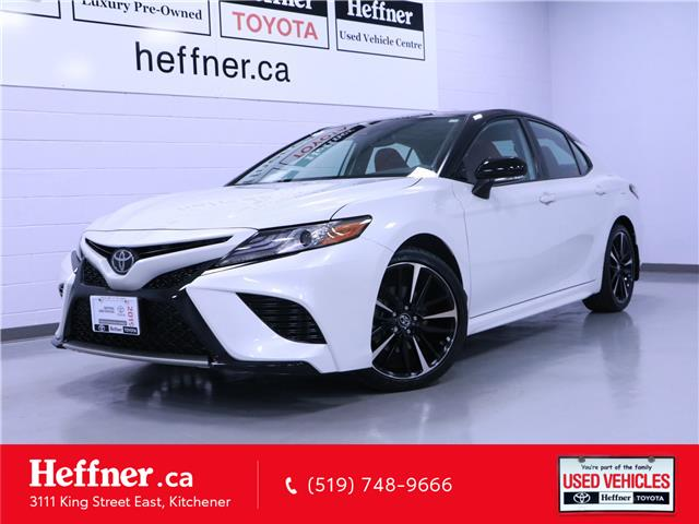 2019 Toyota Camry XSE (Stk: 205513) in Kitchener - Image 1 of 23