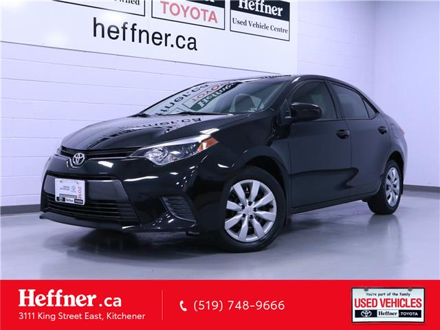 2016 Toyota Corolla LE (Stk: 205434) in Kitchener - Image 1 of 23