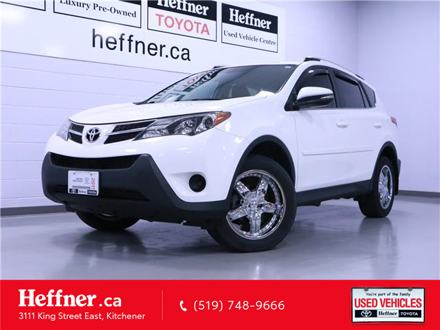 2015 Toyota RAV4 LE (Stk: 205452) in Kitchener - Image 1 of 23