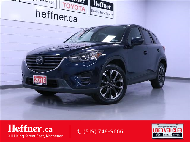 2016 Mazda CX-5 GT (Stk: 205463) in Kitchener - Image 1 of 23