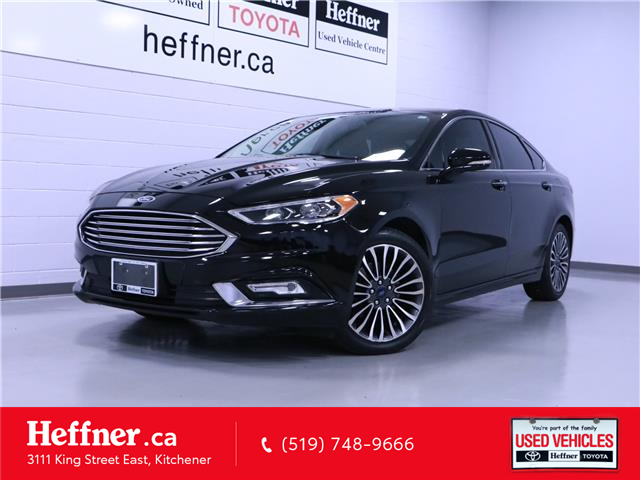 2017 Ford Fusion SE (Stk: 205485) in Kitchener - Image 1 of 23
