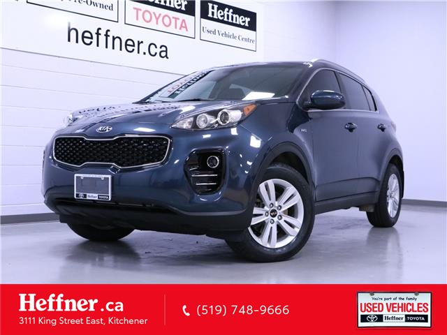 2017 Kia Sportage  (Stk: 205548) in Kitchener - Image 1 of 22
