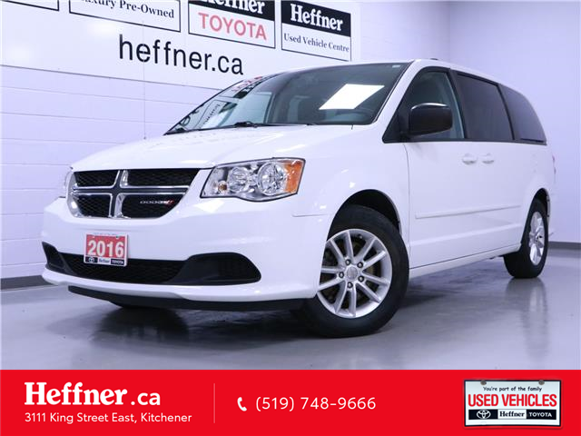 2016 Dodge Grand Caravan SE/SXT (Stk: 205478) in Kitchener - Image 1 of 23