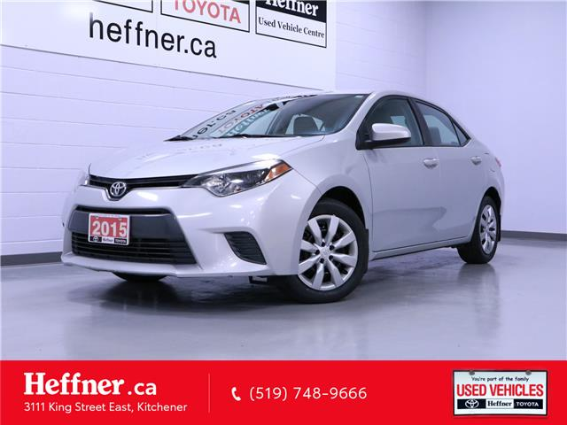 2015 Toyota Corolla LE (Stk: 205315) in Kitchener - Image 1 of 22