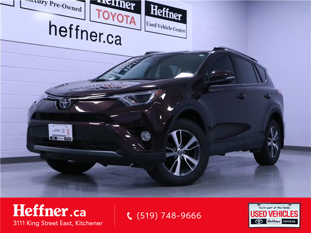 2017 Toyota RAV4 XLE (Stk: 205430) in Kitchener - Image 1 of 23