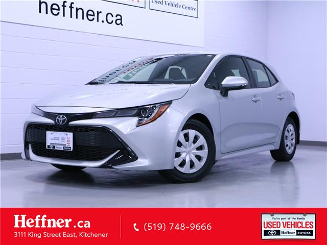 2019 Toyota Corolla Hatchback Base (Stk: 205227) in Kitchener - Image 1 of 22