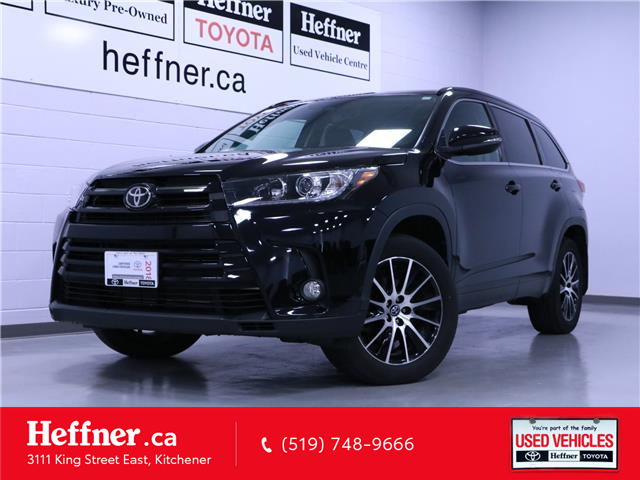 2018 Toyota Highlander  (Stk: 205589) in Kitchener - Image 1 of 26