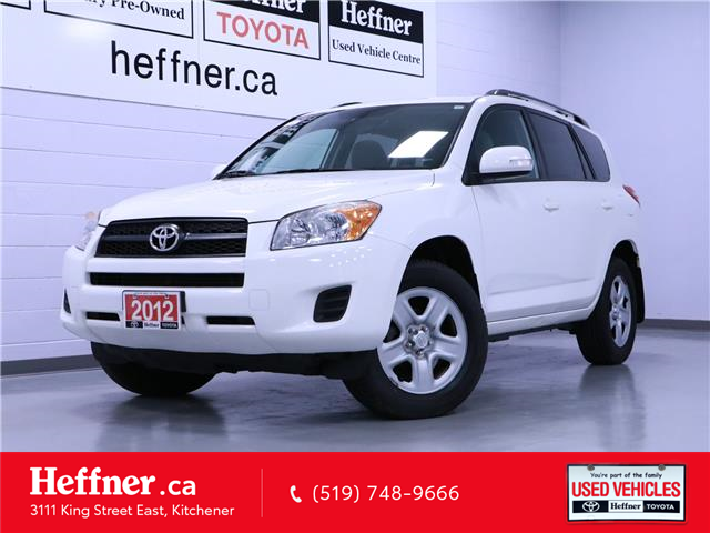 2012 Toyota RAV4 Base (Stk: 205267) in Kitchener - Image 1 of 20