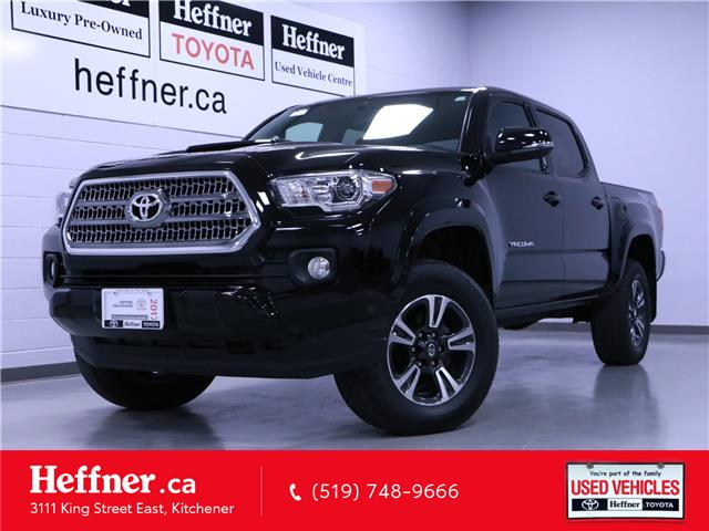 2017 Toyota Tacoma TRD Sport (Stk: 205593) in Kitchener - Image 1 of 23