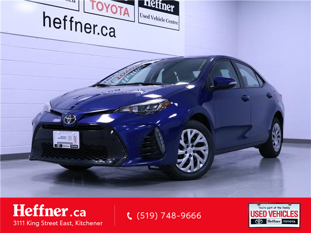 2017 Toyota Corolla SE (Stk: 205592) in Kitchener - Image 1 of 22