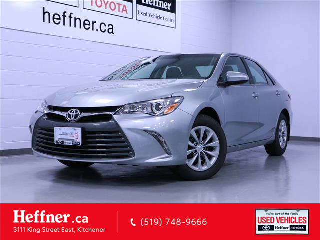 2017 Toyota Camry LE (Stk: 205609) in Kitchener - Image 1 of 22