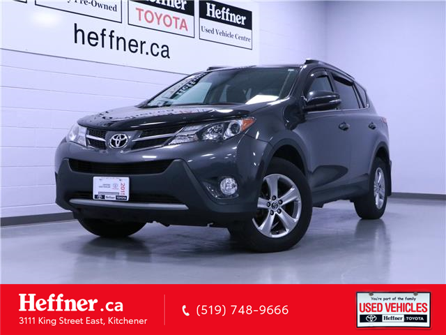 2015 Toyota RAV4 XLE (Stk: 205613) in Kitchener - Image 1 of 24