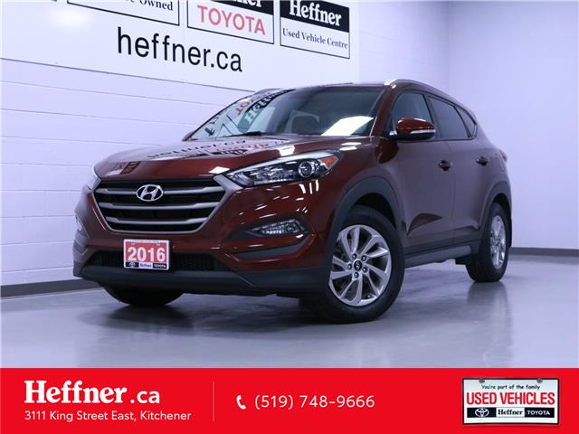 2016 Hyundai Tucson Premium (Stk: 205607) in Kitchener - Image 1 of 22