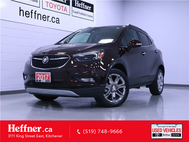 2017 Buick Encore Premium (Stk: 205668) in Kitchener - Image 1 of 23