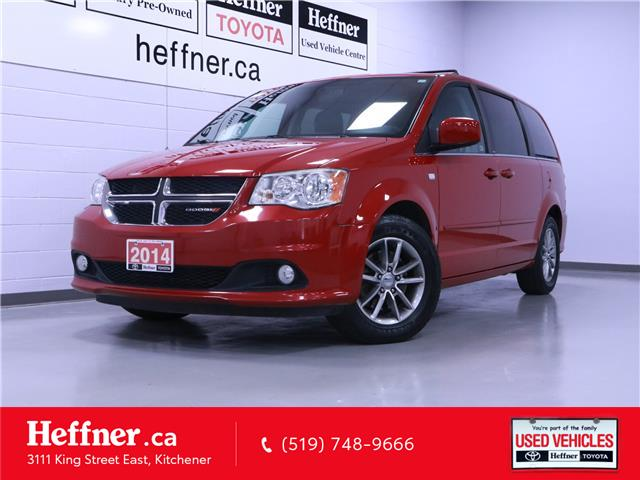 2014 Dodge Grand Caravan SE/SXT (Stk: 205675) in Kitchener - Image 1 of 23