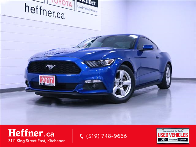 2017 Ford Mustang V6 (Stk: 205690) in Kitchener - Image 1 of 21