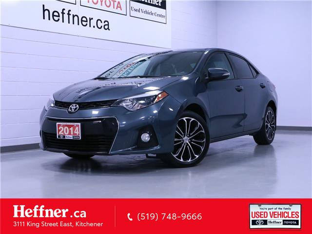 2014 Toyota Corolla S (Stk: 205449) in Kitchener - Image 1 of 23