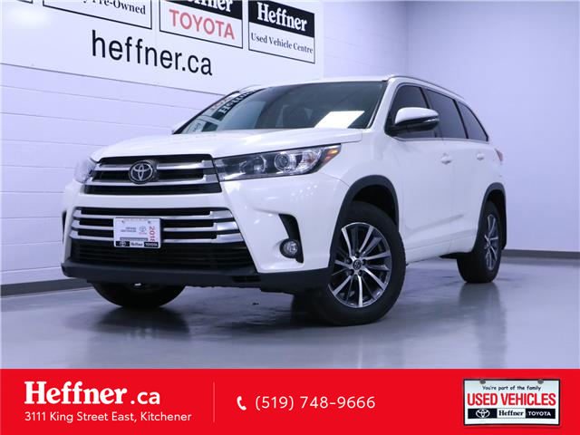 2018 Toyota Highlander XLE (Stk: 205702) in Kitchener - Image 1 of 26