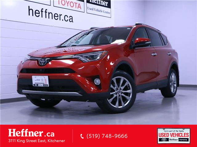 2016 Toyota RAV4 Limited (Stk: 205754) in Kitchener - Image 1 of 25