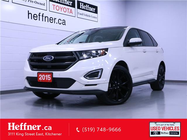 2015 Ford Edge Sport (Stk: 205770) in Kitchener - Image 1 of 24