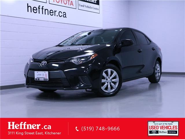 2016 Toyota Corolla LE (Stk: 205656) in Kitchener - Image 1 of 23