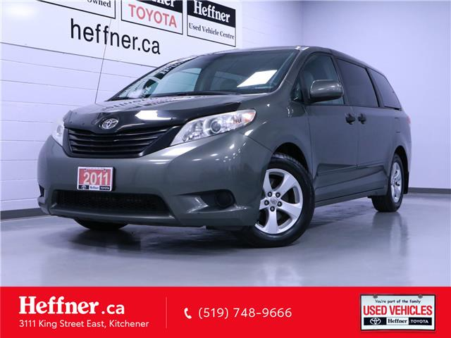 2011 Toyota Sienna V6 7 Passenger (Stk: 205746) in Kitchener - Image 1 of 22