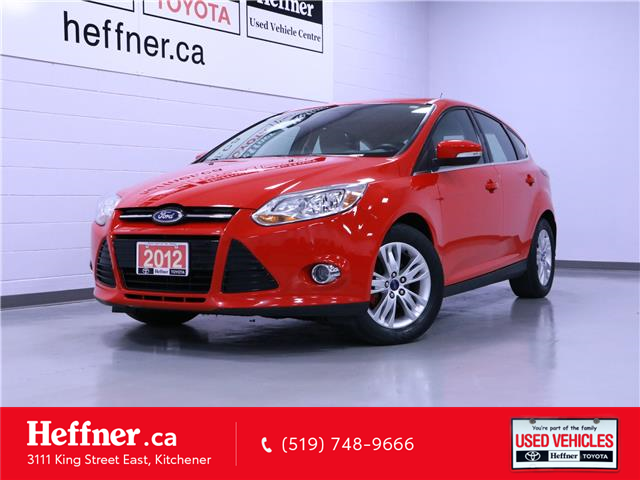2012 Ford Focus SEL (Stk: 205744) in Kitchener - Image 1 of 21