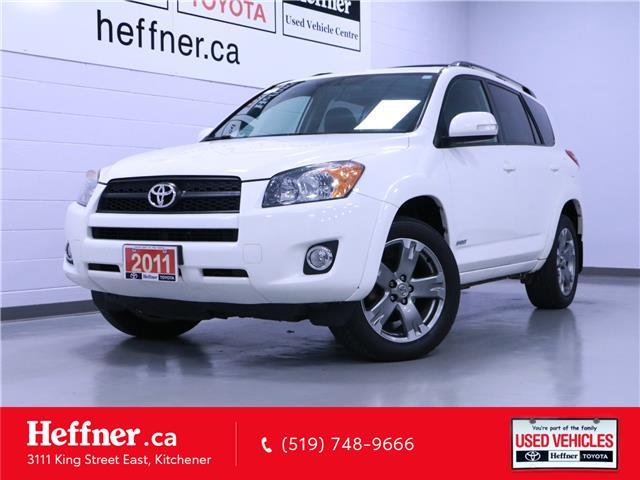 2011 Toyota RAV4 Sport (Stk: 205732) in Kitchener - Image 1 of 20