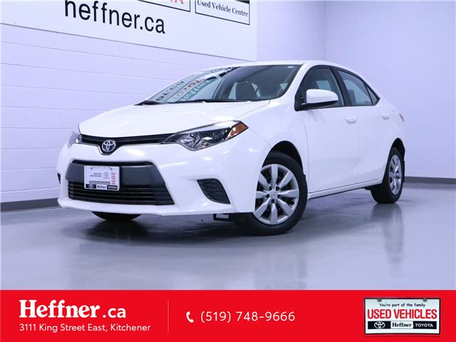 2016 Toyota Corolla LE (Stk: 205803) in Kitchener - Image 1 of 23