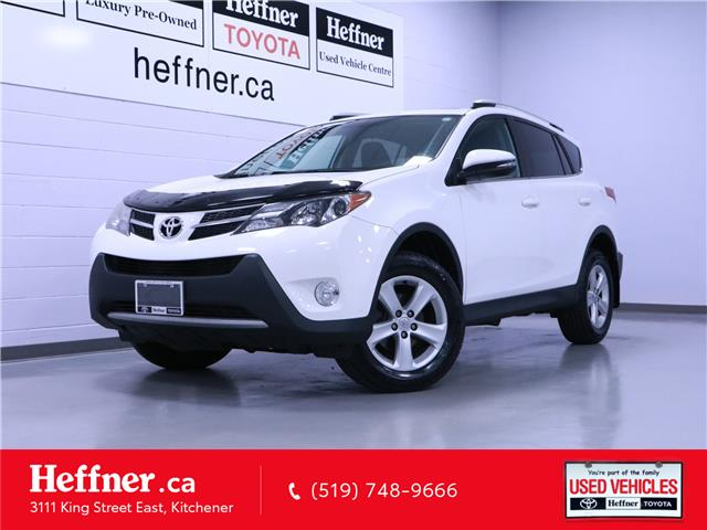 2013 Toyota RAV4 XLE (Stk: 205783) in Kitchener - Image 1 of 22