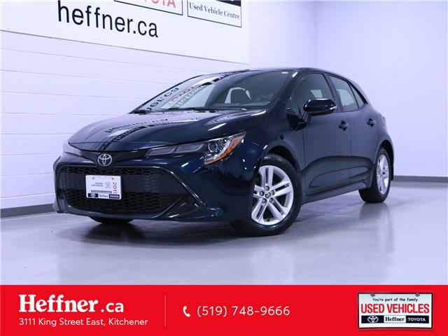 2019 Toyota Corolla Hatchback Base (Stk: 205809) in Kitchener - Image 1 of 22
