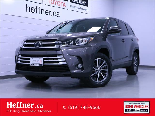 2019 Toyota Highlander XLE (Stk: 205873) in Kitchener - Image 1 of 26