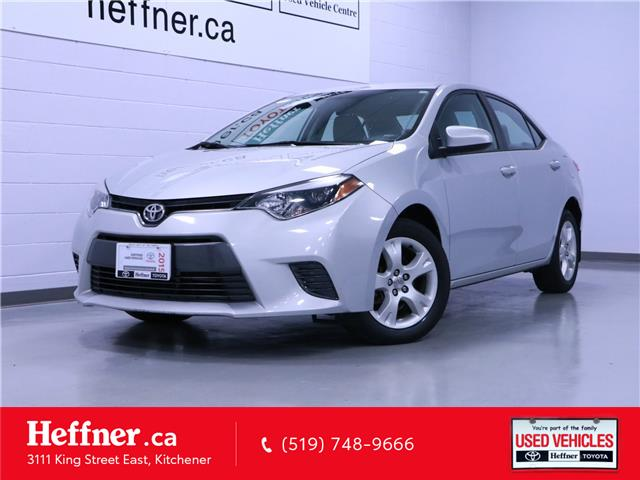 2015 Toyota Corolla LE (Stk: 205498) in Kitchener - Image 1 of 23