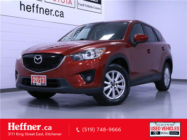 2013 Mazda CX-5 GS (Stk: 205804) in Kitchener - Image 1 of 23
