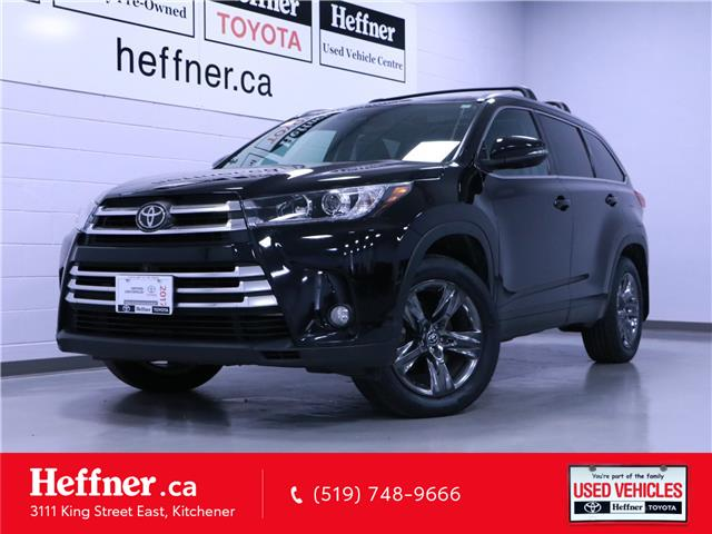 2017 Toyota Highlander Limited (Stk: 205821) in Kitchener - Image 1 of 27
