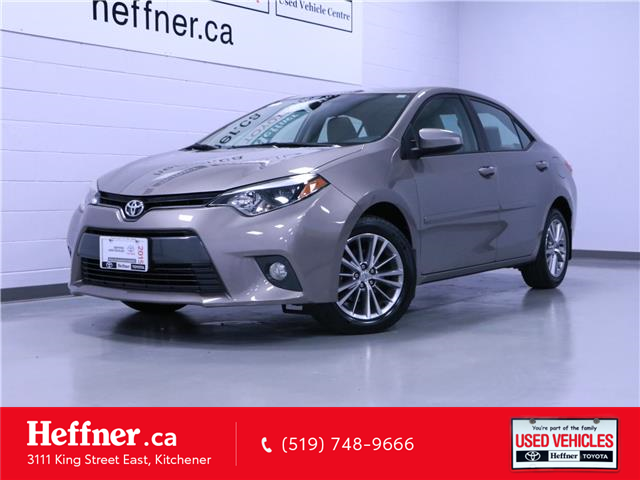2015 Toyota Corolla LE (Stk: 205843) in Kitchener - Image 1 of 23