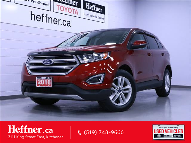 2016 Ford Edge SEL (Stk: 205861) in Kitchener - Image 1 of 23