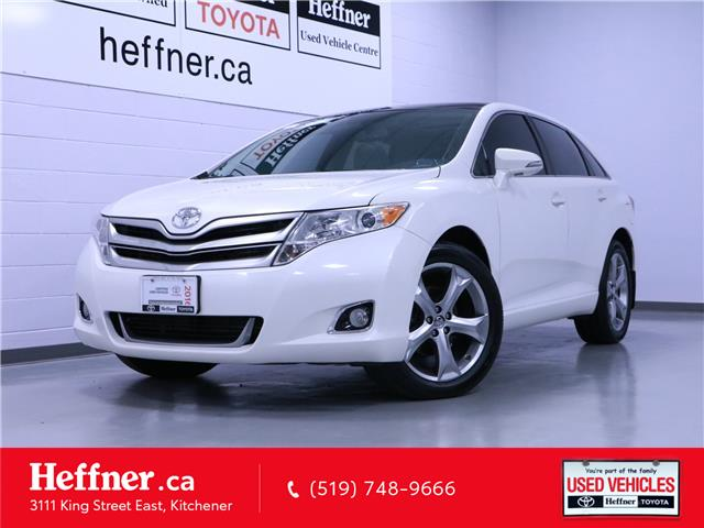 2016 Toyota Venza Base V6 (Stk: 205862) in Kitchener - Image 1 of 24