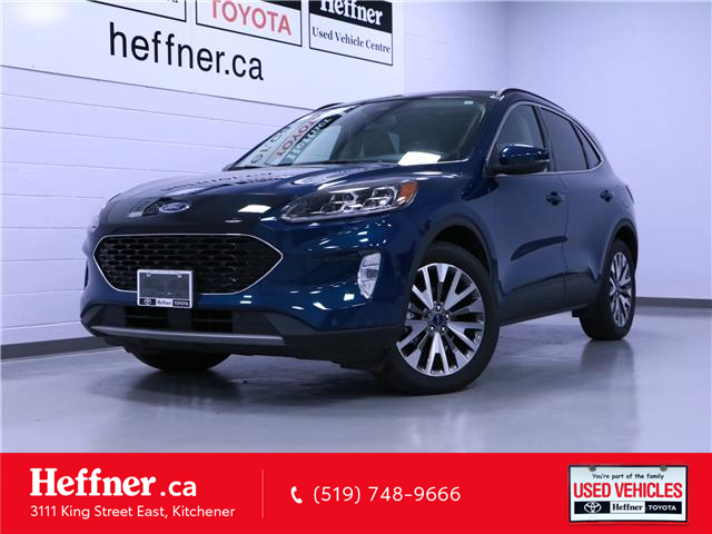 2020 Ford Escape Titanium Hybrid (Stk: 205892) in Kitchener - Image 1 of 24