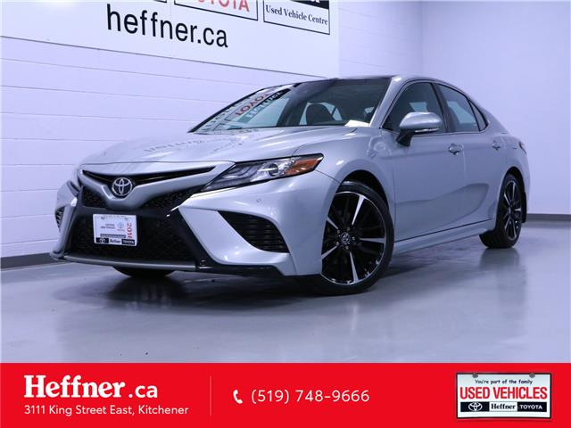 2018 Toyota Camry XSE (Stk: 205894) in Kitchener - Image 1 of 23