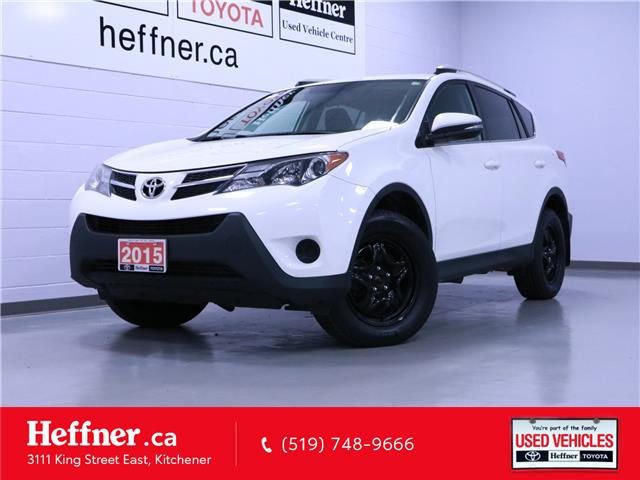 2015 Toyota RAV4 LE (Stk: 205882) in Kitchener - Image 1 of 22