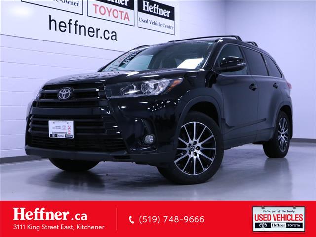 2018 Toyota Highlander XLE (Stk: 205931) in Kitchener - Image 1 of 26