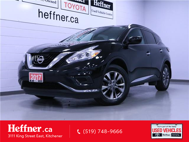 2017 Nissan Murano S (Stk: 205891) in Kitchener - Image 1 of 23