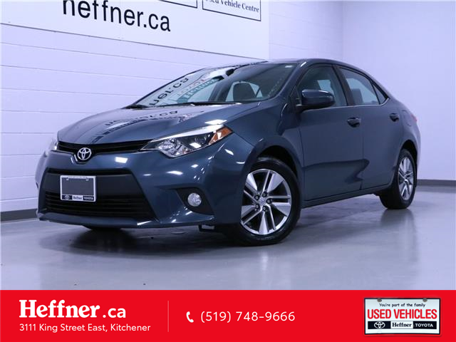 2014 Toyota Corolla LE ECO Upgrade (Stk: 205816) in Kitchener - Image 1 of 23