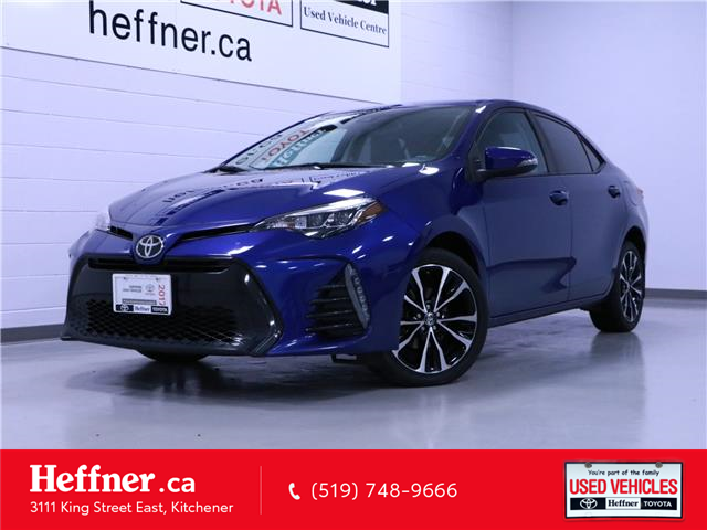 2017 Toyota Corolla SE (Stk: 205885) in Kitchener - Image 1 of 23