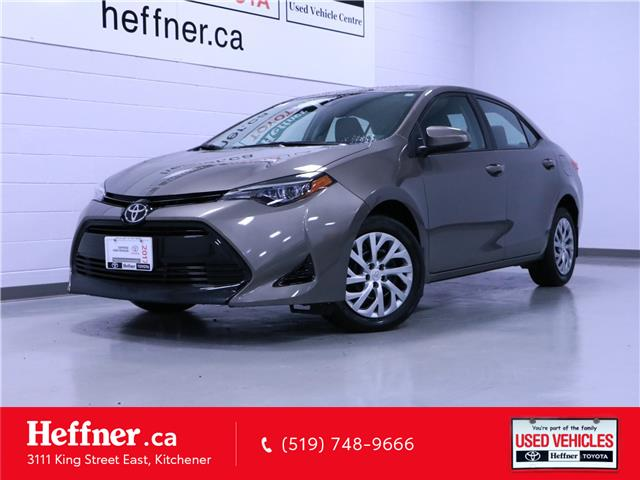 2017 Toyota Corolla LE (Stk: 205780) in Kitchener - Image 1 of 23